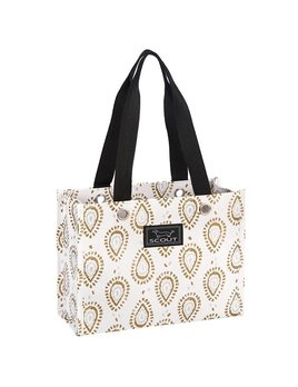 TOTE BAG Tiny Package By Scout, Shrimp & Glitz