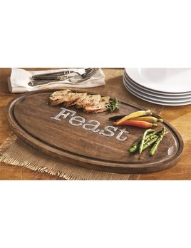 CUTTING BOARD Feast Carving Board