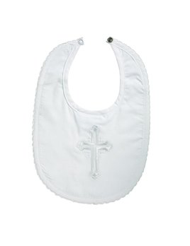 BIB Christening Bib - Boy
