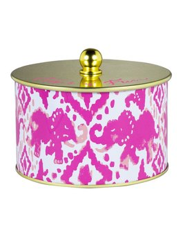 Lilly Pulitzer Large 2-Wick Candle, Tons of Fun
