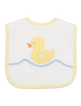 BIB Yellow Duck Feeding Bib
