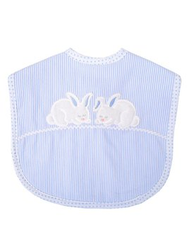 BIB Blue Bunny Medium Bib