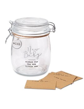 JAR New Baby Wish Jar Set