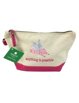 Pouch Anything Is Possible - Doodle Pouch