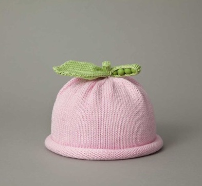afffae08c85 HAT Pink Sweet Pea Knit Hat - Jeannine s Boutique