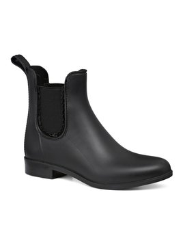 Jack Rogers Black Sallie Rain Boot