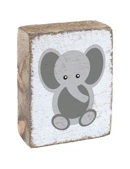 ELEPHANT- BLOCK