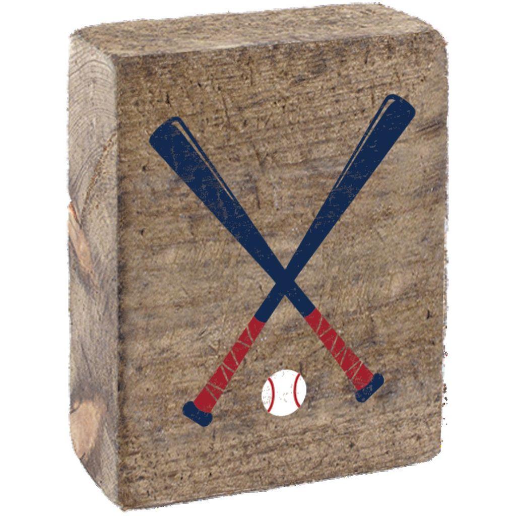 BASEBALL BATS - BLOCK