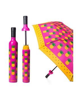 UMBRELLA Wine Bottle Umbrella - Pineapple Punch