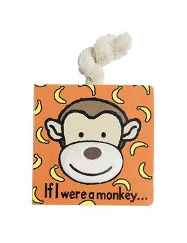 BOOK If I Were a Monkey Book