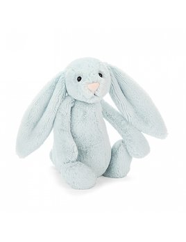 Bashful Bunny with Chime - Blue