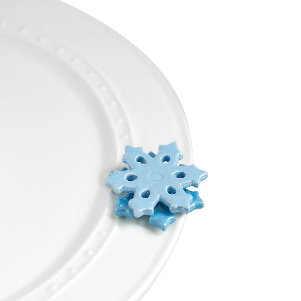 MINI ATTACHMENT Nora Fleming Minis - Snowflake