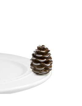 MINI ATTACHMENT Nora Fleming Minis - Pinecone