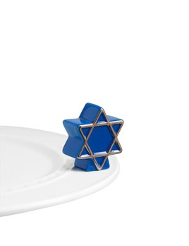 MINI ATTACHMENT Nora Fleming Minis - Star of David