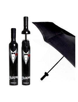 UMBRELLA Wine Bottle Umbrella - Groom