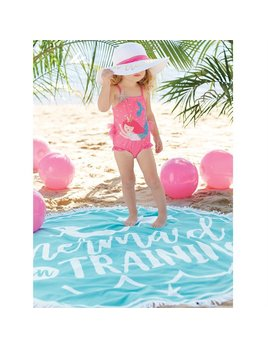HAT Sequin Mermaid Sun Hat