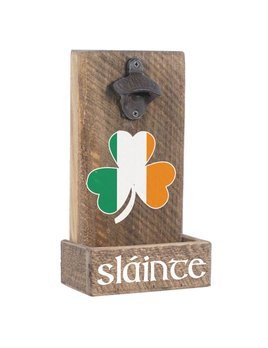 Shamrock Flag Bottle Opener