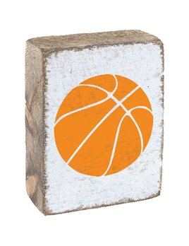 White Tumbling Block, Basketball