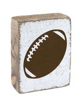 FOOTBALL- BLOCK