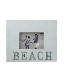 FRAME Wood & Tin Beach Frame