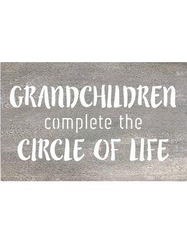 Circle of Life XL Block