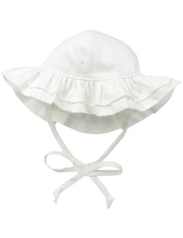HAT Double Ruffle Hat