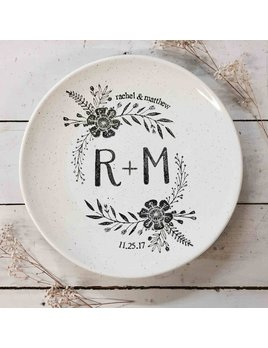 PLATTER Monogram Coupe
