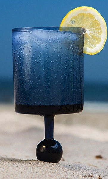 Beach Glass Carribbean Collection