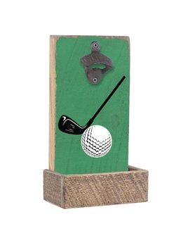 Golf Bottle Opener