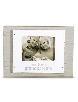 FRAME Me & My Grandparents Block Frame