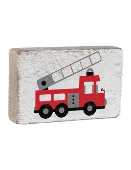 FIRETRUCK - XL BLOCK