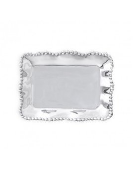 TRAY Pearl Rectangle Tray