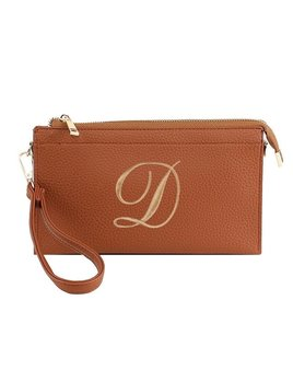 CLUTCH PERSONALIZED CLUTCH/CROSSBODY
