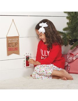 TOY Elf Door Gift Set