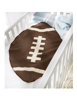 BLANKET Football Blanket