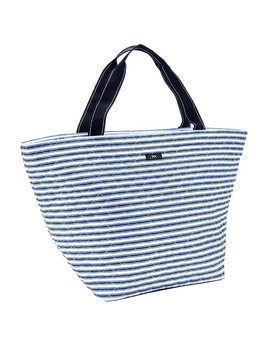 Tote The Quilted Weekender by Scout, Stripe Right