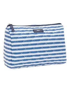 COSMETIC BAG Packin' Heat by Scout, Stripe Right