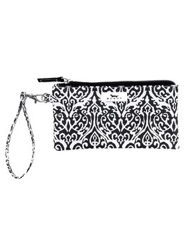 WISTLET Kate Wristlet by Scout, Black Knight