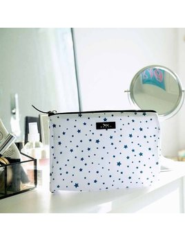 COSMETIC BAG Packin' Heat by Scout, Starry Eyed