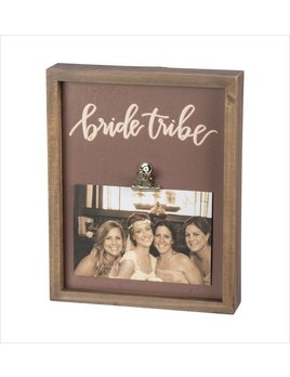 FRAME Inset Box Frame - Bride Tribe