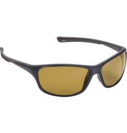 Fisherman Eyewear Cruiser (Amber Lens) Matte Black Frame