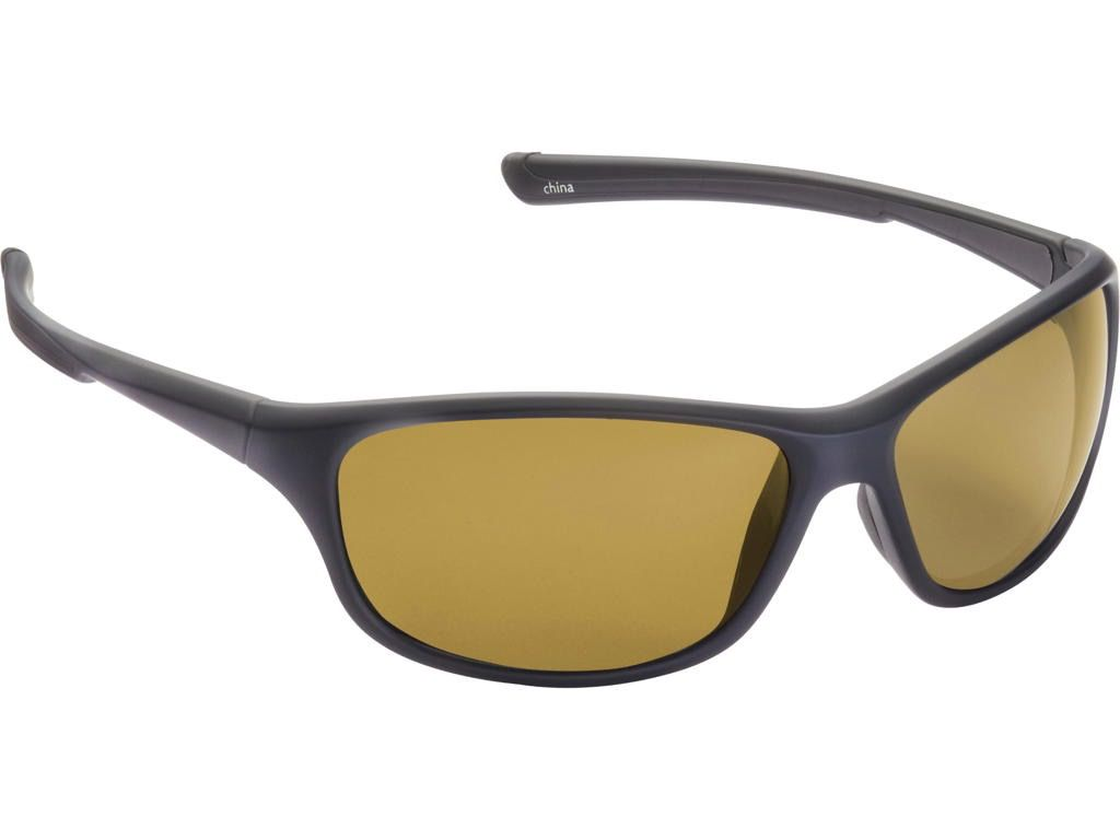Fisherman Eyewear Cruiser Matte Black/Amber
