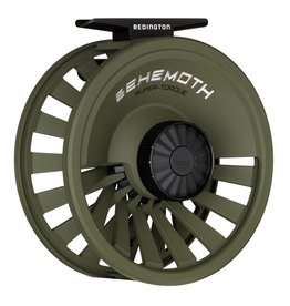 Redington Behemoth 7/8 Reel OD Green