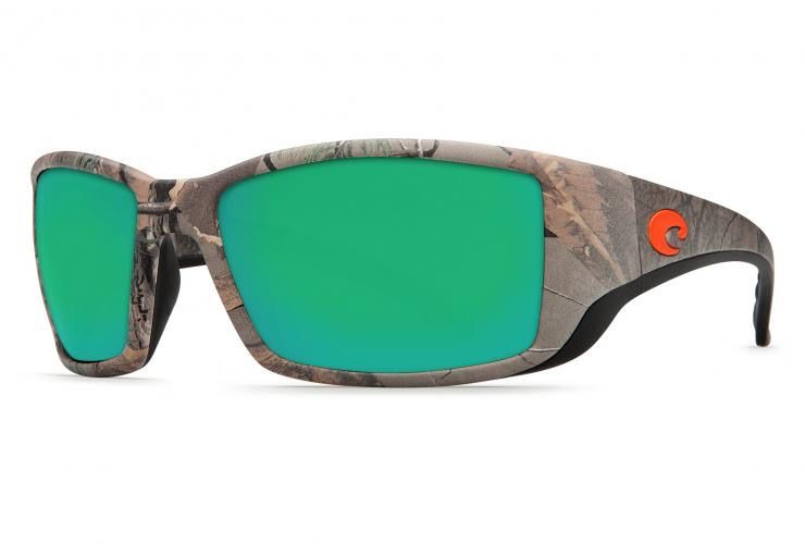 Costa Del mar Blackfin w/ limited edition realtree camo frame