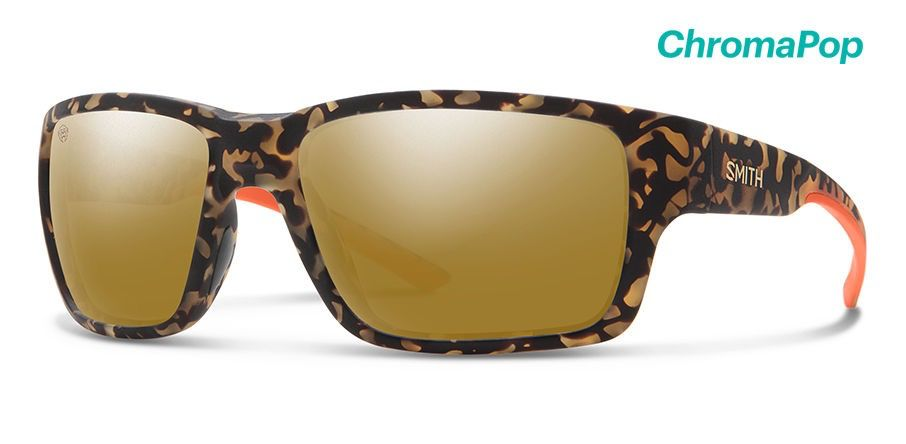 Special Edition Howler Frame with the great ChromaPop Bronze Mirro Lens