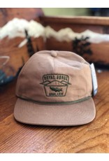 A cool hat and even cooler logo!
