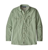 Patagonia Men's Long-Sleeved Sol Patrol® II Shirt Celadon