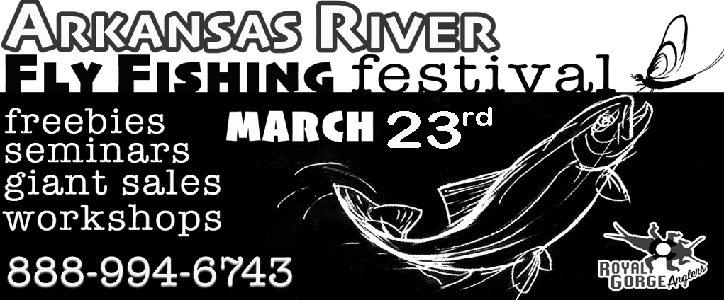 Arkansas River Fly Fishing Festival