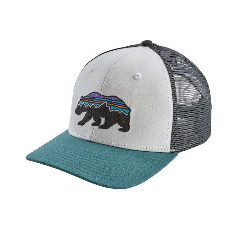 Patagonia Fitz Roy Bear Trucker Hat - Royal Gorge Anglers 509d10b07fd
