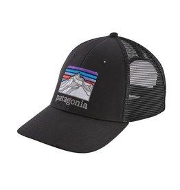 Patagonia Line Logo Ridge LoPro Trucker Hat